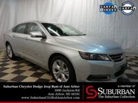 2014 Chevrolet Impala 2LT with ** LEATHER ** BACK UP