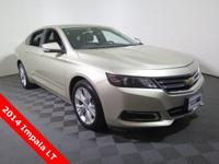 2014 Chevrolet Impala LT 2LT with a 3.6L Engine. Cloth