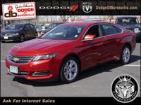 Options:  2014 Chevrolet Impala 4Dr Sdn Lt W/2Lt|Front