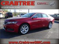 Options:  2014 Chevrolet Impala Lt|Lt 4Dr Sedan