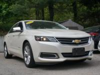2014 Chevrolet Impala LT White *GPS Navigation w/