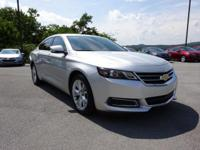 2014 CHEVROLET IMPALA 2LT SEDAN WITH LEATHER & CLOTH