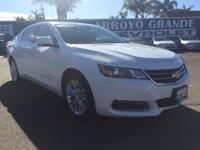 Options:  2014 Chevrolet Impala 4Dr Sdn Lt W/2Lt