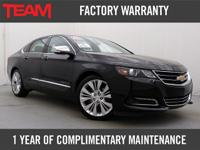 *Carfax One Owner* Recently Traded 2014 Impala LTZ with