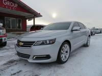 Options:  2014 Chevrolet Impala Heated Leather Seats!