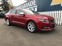 Options:  2014 Chevrolet Impala 4Dr Sdn Ltz W/2Lz
