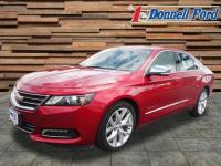 Clean CARFAX. Crystal Red Tint 2014 Chevrolet Impala