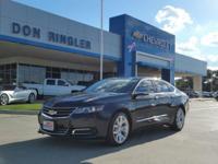 Flex Fuel! Don't let the miles fool you! The Impala's