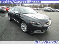 ***STATE INSPECTED. 2014 4D Sedan Chevrolet Impala LTZ