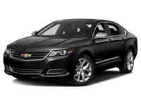 ONE OWNER, ACCIDENT FREE HISTORY REPORT, Impala LTZ
