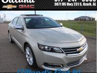 Impala LTZ 2LZ, 4D Sedan, 3.6L V6 DI DOHC, 6-Speed