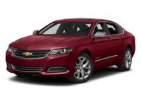 Come in and check out this 2014 Chevrolet Impala!!