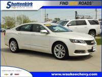 Options:  2014 Chevrolet Impala Ltz|Ltz 4Dr Sedan