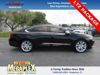 New Price! This 2014 Chevrolet Impala LTZ in Black is