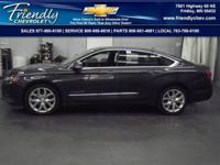 Moonroof and Heated Seats. Impala LTZ 2LZ GM Certified