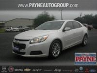 4D Sedan, ECOTEC 2.5L I4 DGI DOHC VVT, Automatic, and