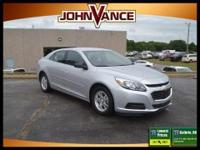 CARFAX 1-Owner. LS trim. EPA 36 MPG Hwy/25 MPG City! CD