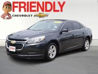 2014 Chevrolet Malibu 4dr Car LS Our Location is: