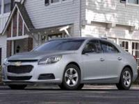 We are proud to present this 2014 Chevrolet MALIBU four
