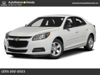 2014 Chevrolet Malibu Our Location is: Treadwell Honda