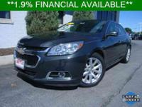 2014 Chevrolet Malibu LTZ, **APPLE CHEVY. GM Certified!