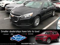 Introducing the 2014 Chevrolet Malibu! It offers great