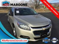 **CHEVROLET CERTIFIED**100,000 MILE WARRANTY**BLUETOOTH