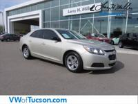 This 2014 Chevrolet Malibu LS w/1LS is complete with