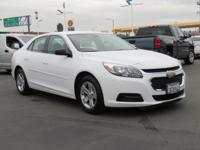 New Arrival! This Chevrolet Malibu is CERTIFIED!