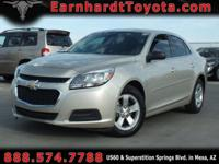 We are happy to offer you this 2014 Chevrolet Malibu LS