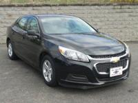 2014 Chevrolet Malibu LS 1LS 36/25 Highway/City