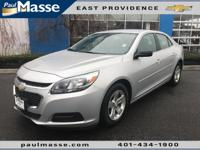 Options:  2014 Chevrolet Malibu Ls W/1Ls|Come