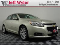 Clean CARFAX. Champagne Silver Metallic 2014 Chevrolet