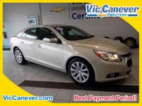 New Price! CARFAX One-Owner. 2LT SERIES*** DUAL FRONT