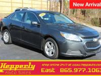 This 2014 Chevrolet Malibu LT in Ashen Gray Metallic