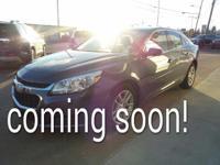 2014 Chevrolet Malibu LT Clean CARFAX. Vehicle