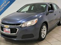 This 2014 Chevy Malibu is a clean, low mileage model