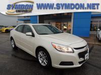 Options:  2014 Chevrolet Malibu Lt|Lt 4Dr Sedan