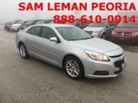 Options:  2014 Chevrolet Malibu Lt W/1Lt|One Owner