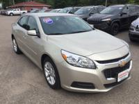 Options:  2014 Chevrolet Malibu Lt W/1Lt|Clean Carfax