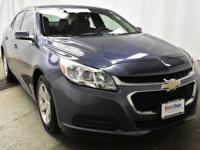 Check out this gently-used 2014 Chevrolet Malibu we