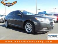 Look at this 2014 Chevrolet Malibu LT. Its Automatic