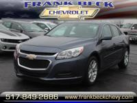 Options:  2014 Chevrolet Malibu Lt|Lt 4Dr Sedan