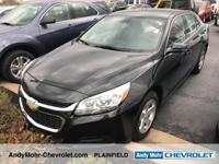 Chevrolet Malibu  Clean CARFAX. Odometer is 2049 miles