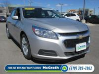 This fun Sedan will have you excited to drive to work,