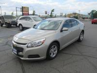 Options:  2014 Chevrolet Malibu Lt W/1Lt|Miles: