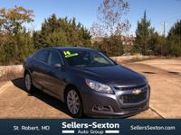 Sellers-Sexton Auto Group is excited to offer this 2014