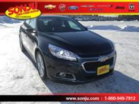 Don't let the miles scare you on this awesome Malibu!