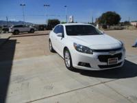 Introducing the 2014 Chevrolet Malibu! Offering an