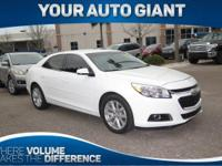 Tried-and-true, this Used 2014 Chevrolet Malibu LT